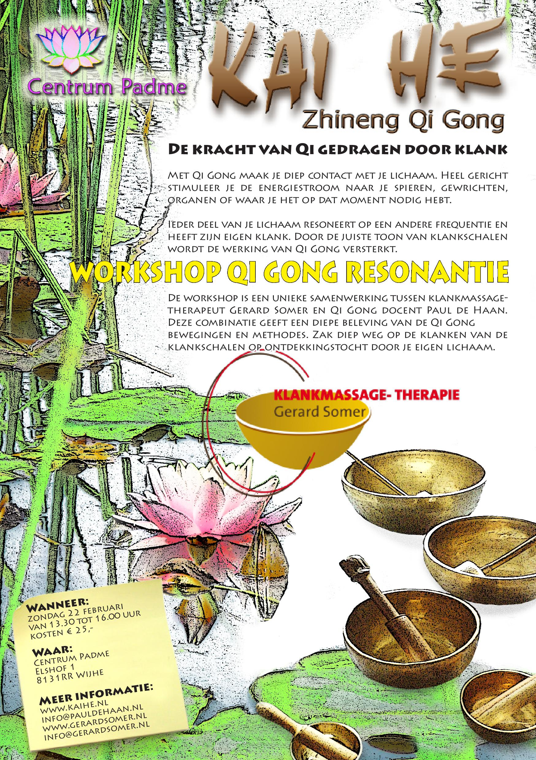 qigong resonantie